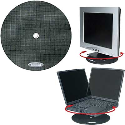 SOPORTE MONITOR NETBOOK NOTEBOOK GIRATORIO
