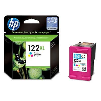 CARTUCHO HP 122XL EXTRA GRANDE TRICOLOR