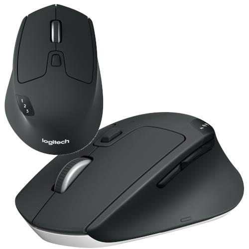MOUSE BLUETOOTH 1000 DPI LOGITECH M720 TRIATHLON MULTIDISPOSITIVO