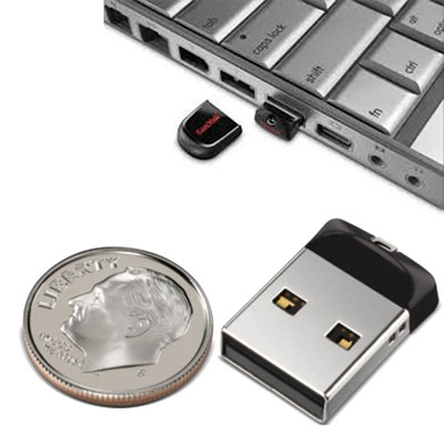 PENDRIVE  16GB USB 2.0 SANDISK CRUZER FIT