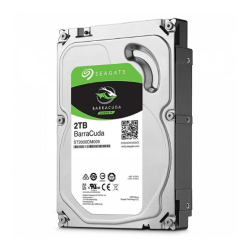 DISCO RIGIDO 2 TB WD SATA 6 GBs 64MB BARRACUDA
