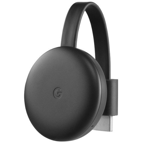 GOOGLE CHROMECAST 3 SMART TV USB HDMI WIFI GA00439-US