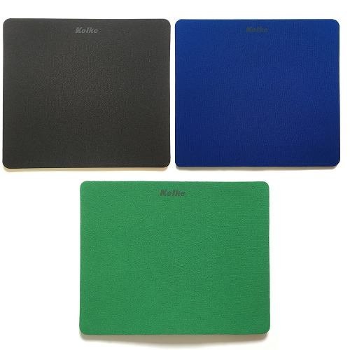 MOUSE PAD   GENERICO 20 x 22 x 3 mm VARIOS COLORES