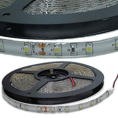 TIRA LUCES LED AZUL 12VCC ROLLO 5MTS EXTERIOR SMD-3528 HIGH QUALITY