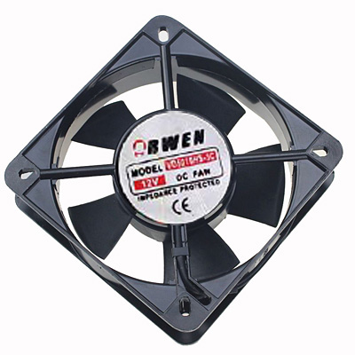 FAN TURBINA 120MM x 38mm ARWEN 3100RPM RULEMAN 220V CA